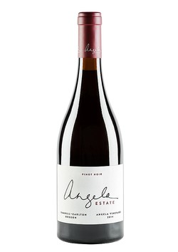 2014 Angela Estate Pinot Noir 3L Etched